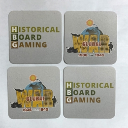 Coaster Set for Global War 1936v3 (4/set)