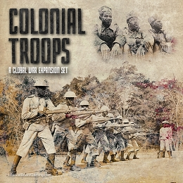Colonial Troops - Global War Expansion