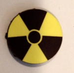 HBG Radiation Marker (x5)