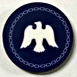 HBG Mohawk Nation Roundel (10/Set)