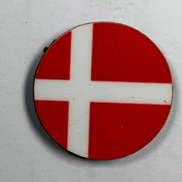 HBG Denmark (1219-P) Flag (10/Set)