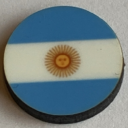 HBG Argentina (1818-P) Flag (10/Set)