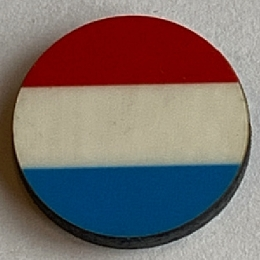 HBG Netherlands Dutch Republic (1652-1672) Flag (10/Set)
