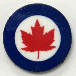 HBG Canada Maple Leaf (1946-65) Roundel (10/Set)