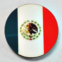 HBG Mexico (1934-1968) Flag (10/Set)