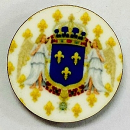 HBG France Royal Standard (1643-1791) Roundel (10/Set)