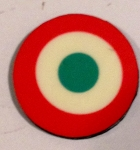 HBG Italy Air Force (1912-91) Roundel (10/Set)