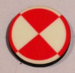 HBG Poland Air Force (1921-1993) Roundel (10/Set)