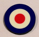 HBG UK-Type A Roundel (10/Set)