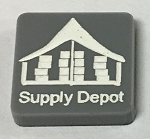 HBG Supply Depot Marker (Acrylic) x5