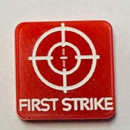 HBG First Strike Marker (Acrylic) x5