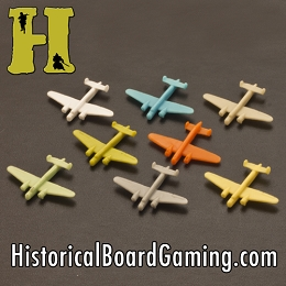 ''Battle Pieces'' - Neutrals - Fokker TV Medium Bomber (x5)