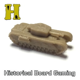 ''Battle Pieces'' - UK Supp. - Churchill Heavy Tank (x5)