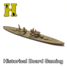 ''Battle Pieces'' - UK Supp. - King George V Battleship (x5)