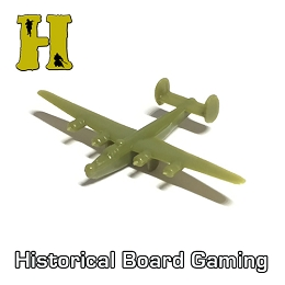 'Battle Pieces'' - U.S. Exp. - B-24 Heavy Bomber (x5)