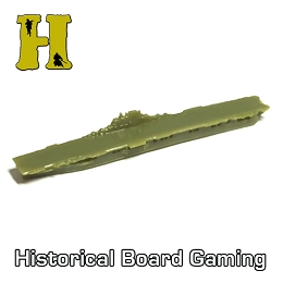 'Battle Pieces'' - U.S. Exp. - Essex Fleet Carrier (x5)