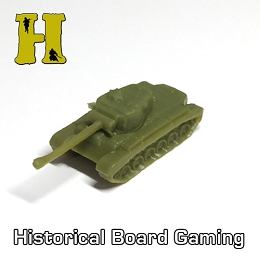 'Battle Pieces'' - U.S. Exp. - Pershing Heavy Tank (x5)