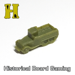 'Battle Pieces'' - U.S. Exp. - M3A2 Halftrack (x5)