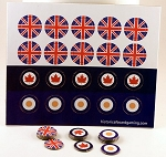 Custom Roundels - Commonwealth - 1