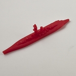 Battleship: Yamato Class - (Red) Japan - Pacific 2001