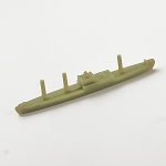 Transport: Liberty Ship Class - Celery Green - United Kingdom (Revised 2004)