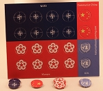 Custom Roundels - Nato-Warsaw-U.N.-China