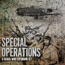 Special Operation Forces- Global War Expansion