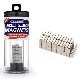 Rare Earth Block Magnets 1/4