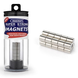 Rare Earth Rod Magnets 1