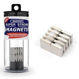 Rare Earth Block Magnets 1/2