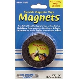 Flexible Magnetic Tape Roll