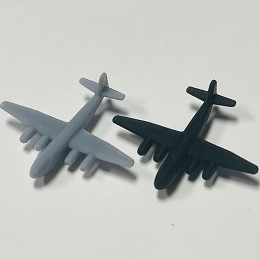 He-343 (3d Printed) x ONE