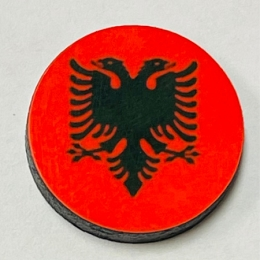 HBG Albania (1912-37, 1992-P) Flag 10/Set