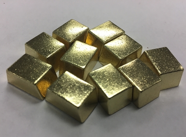 Gold Ingots (10 Piece)