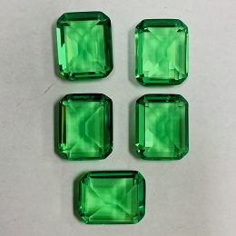 Green Emerald (5 Piece)
