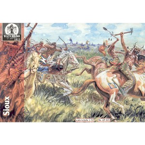 1/72 American History Sioux (WAT)