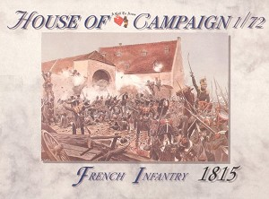 1/72 French Infantry (Call to Arms)