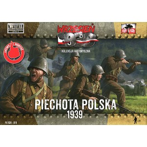 1/72 Polish Infantry 1939 (First to Fight)