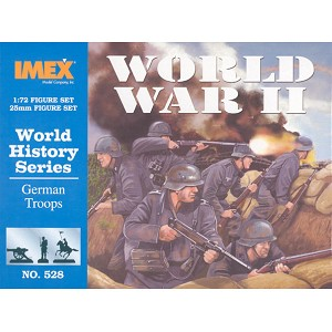 1/72 WWII German Troops (IMEX)