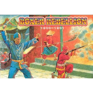1/72 Boxer Rebellion (Chinese) Box (Orion)