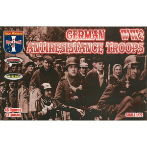 1/72 German Anti-Resistance Troops Box (Orion)