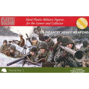 1/72 US Infantry Heavy Weapons (PSC)