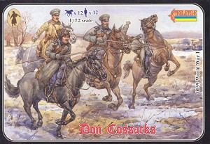 1/72 WWI Don Cossacks (STR)