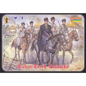 1/72 WWI Kuban\Terek Cossacks (STR)