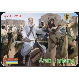 1/72 WW I Arab Uprising (STR)