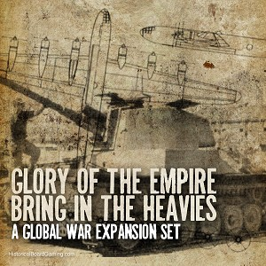 Bring in the Heavies-Glory of the Empire