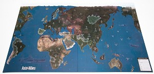Axis & Allies Game Boards