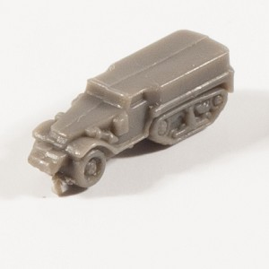 Mechanized: M3/M5 Halftrack - ANZAC (Pacific 1940)