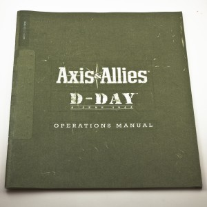 Rules Booklet - D-Day
