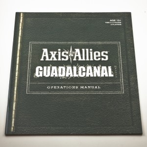 Rules Booklet - Guadalcanal